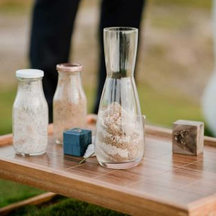 Sand Ceremony with Coastal Ceremonies