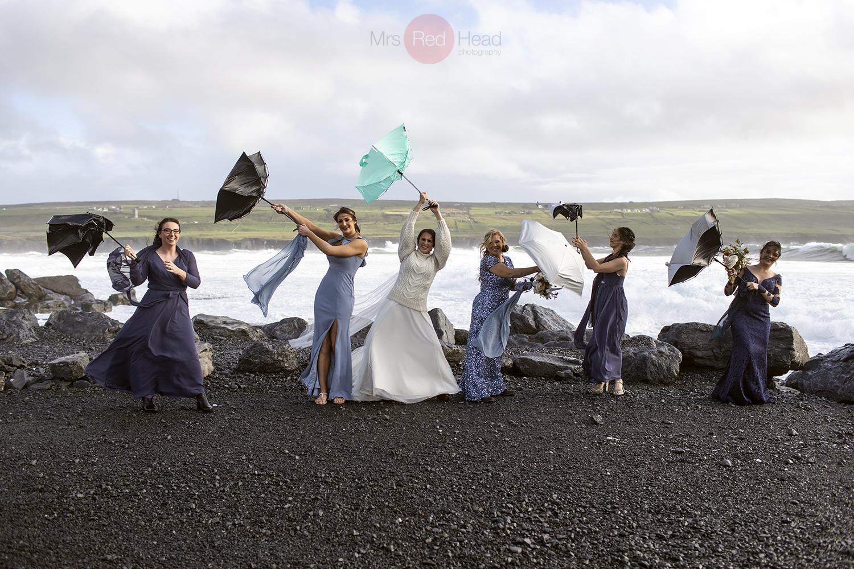 Wedding in Ireland with Coastal Ceremonies