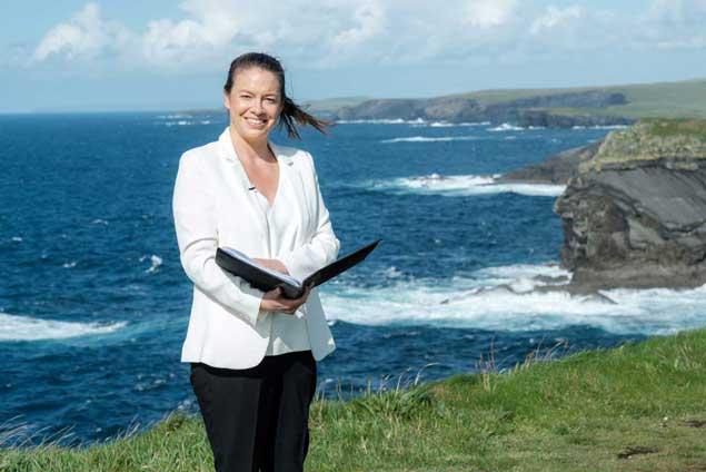 Celebrant Options in the West of Ireland with Coastal Ceremonies