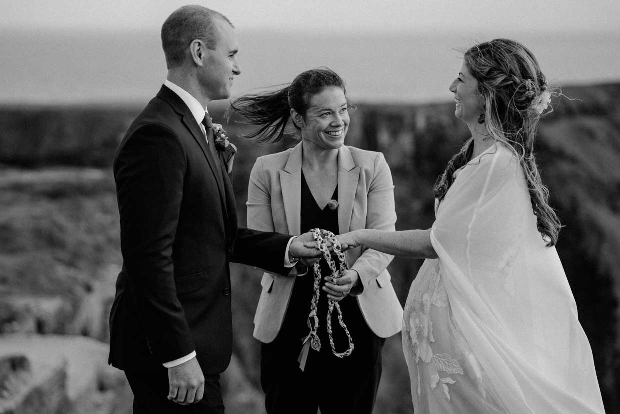 Hand Fasting with Coastal Ceremonies