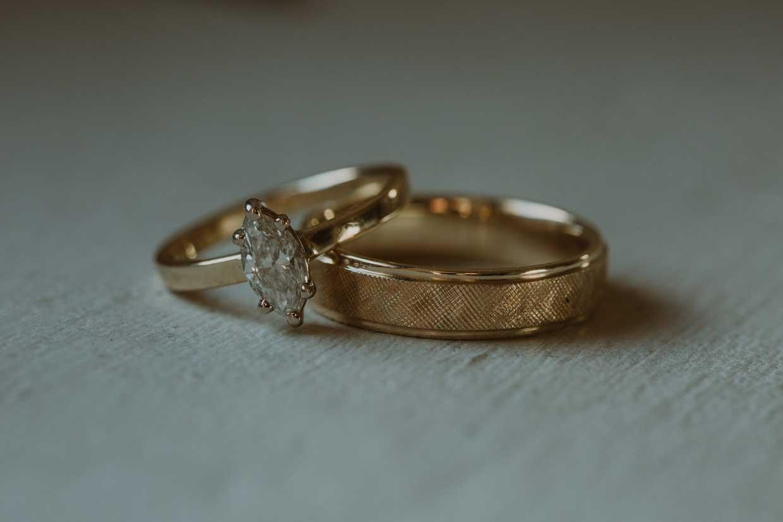 Wedding Rings with Coastal Ceremonies